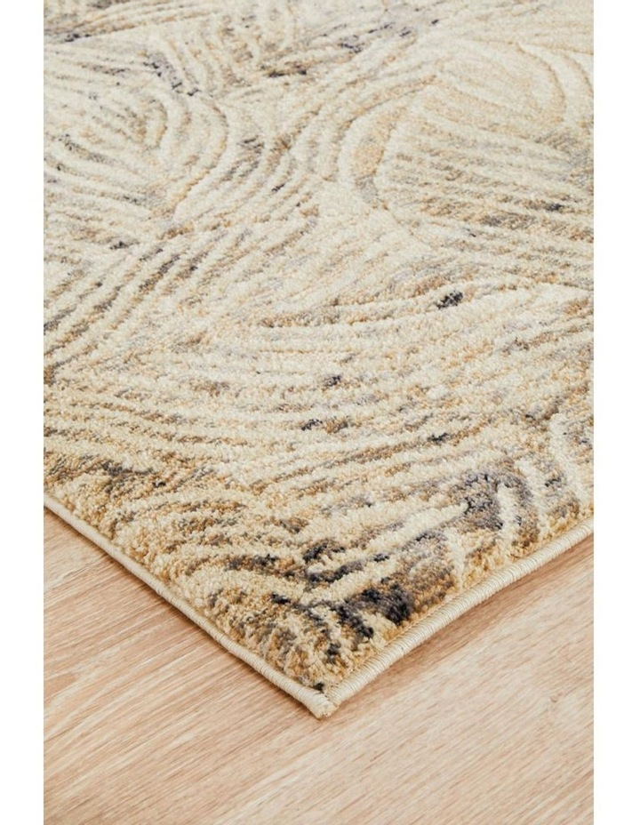 Dreamscape Artistic Nature Modern Charcoal Rug image 2