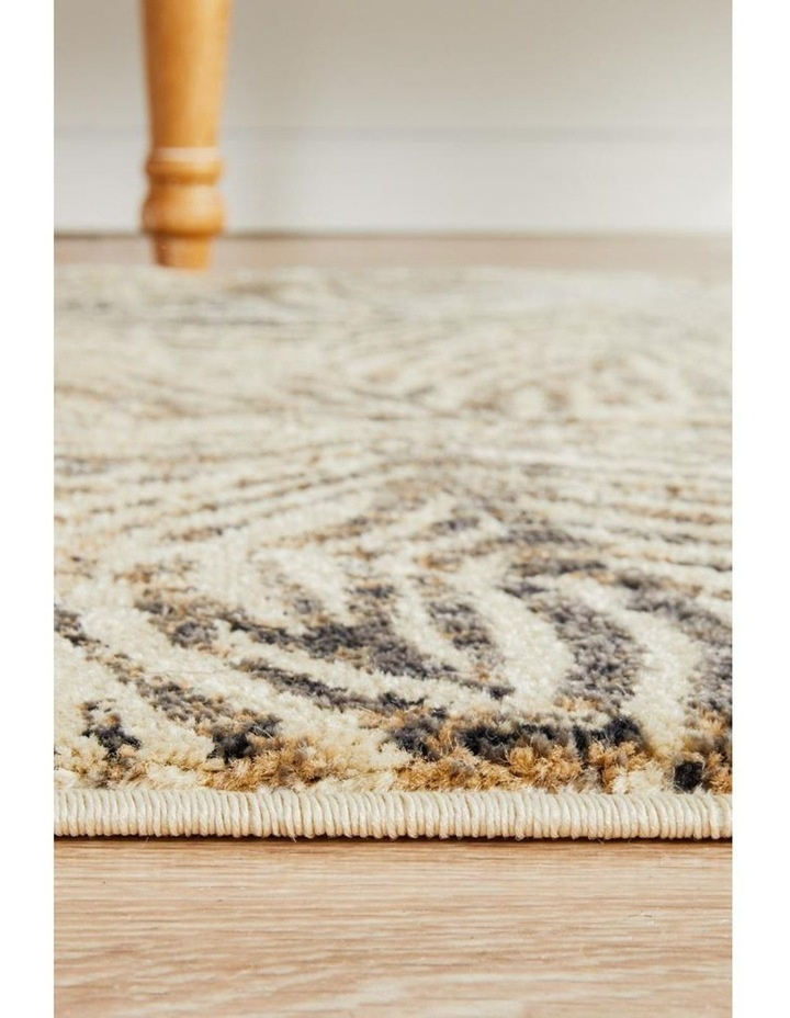 Dreamscape Artistic Nature Modern Charcoal Rug image 3