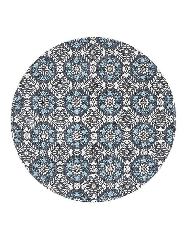 Lunar 419 Printed Blue image 1