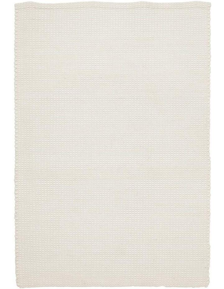 Skandinavian 300 White Rug image 1