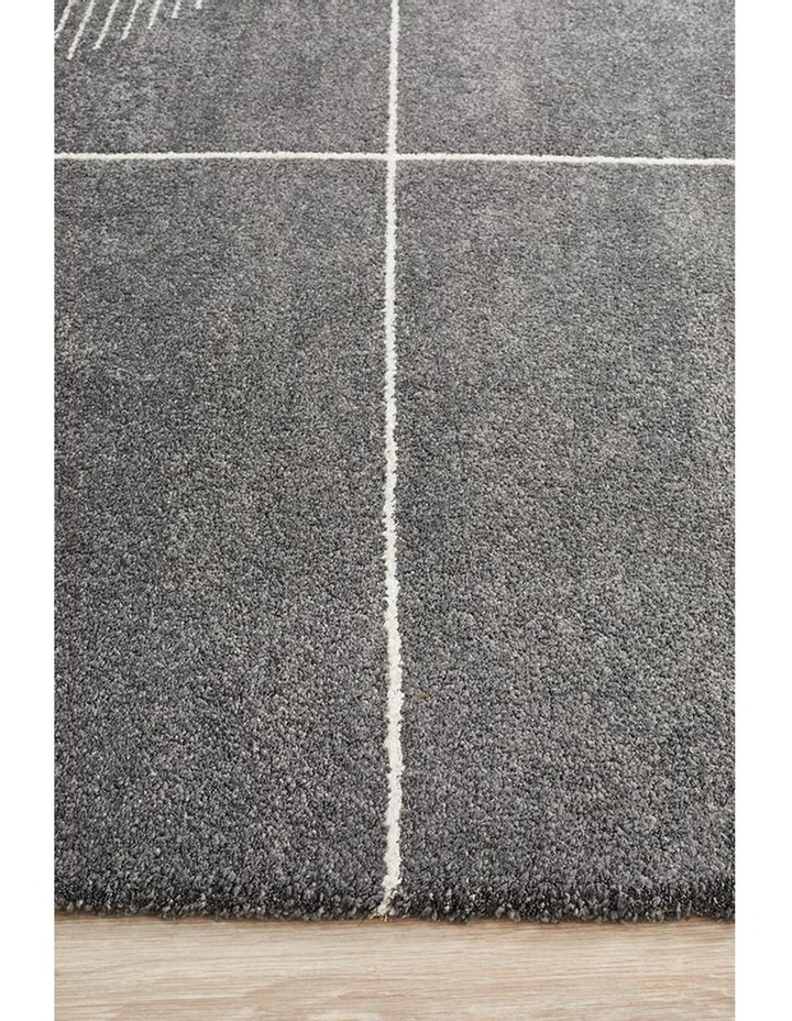 Rug Culture Broadway 935 Charcoal image 3
