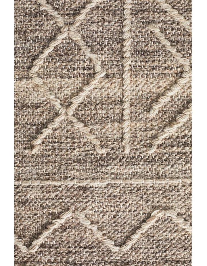 Arya Stitch Woven Rug Natural image 5