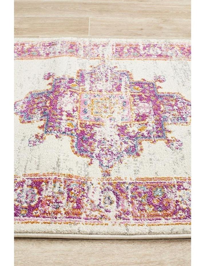 Babylon 211 Pink  Runner Rug image 4
