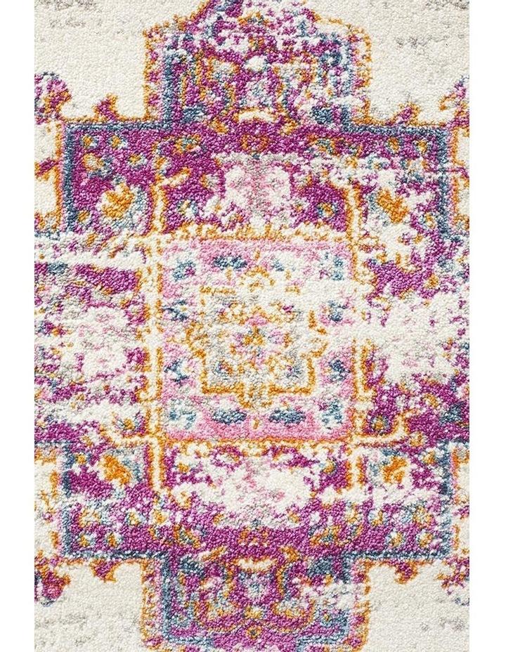 Babylon 211 Pink  Runner Rug image 5