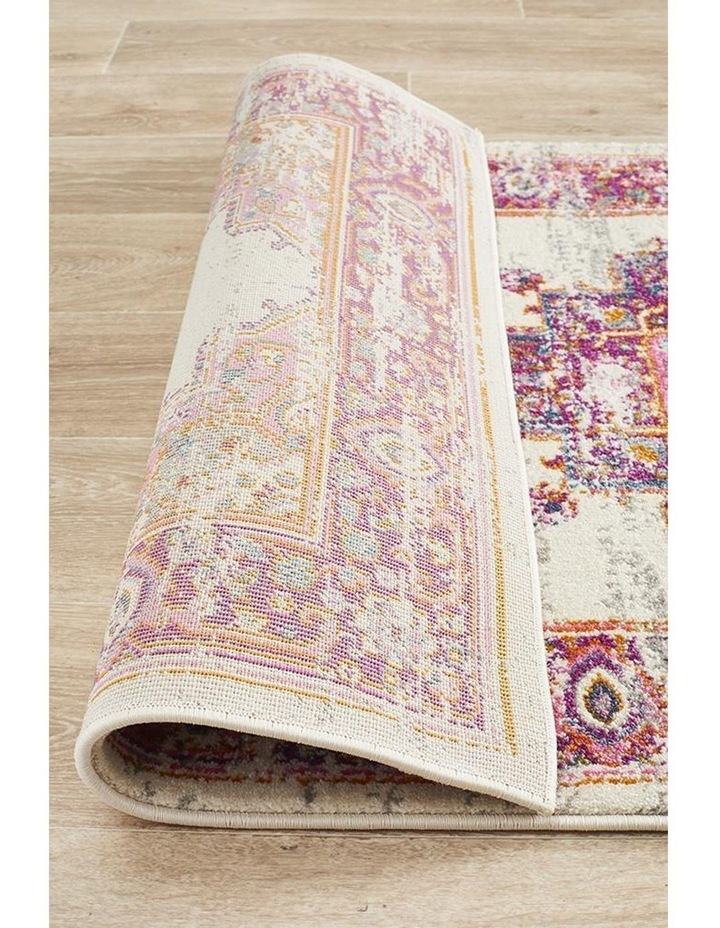Babylon 211 Pink  Runner Rug image 6
