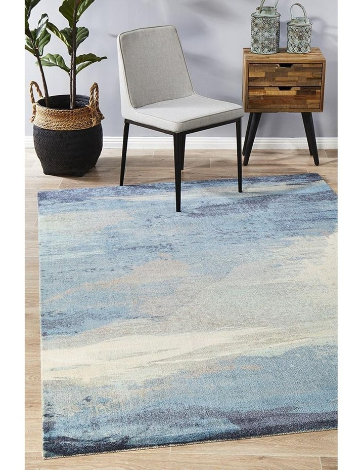 City Monet Stunning Blue Rug image 5