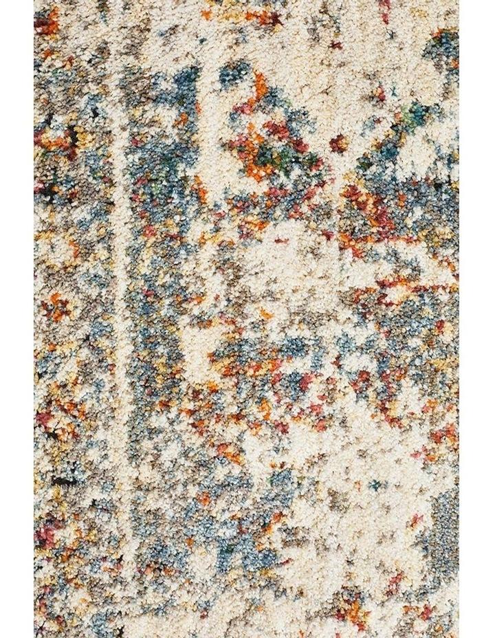 Jezebel Fluid Dawn Modern Grey Rug image 4