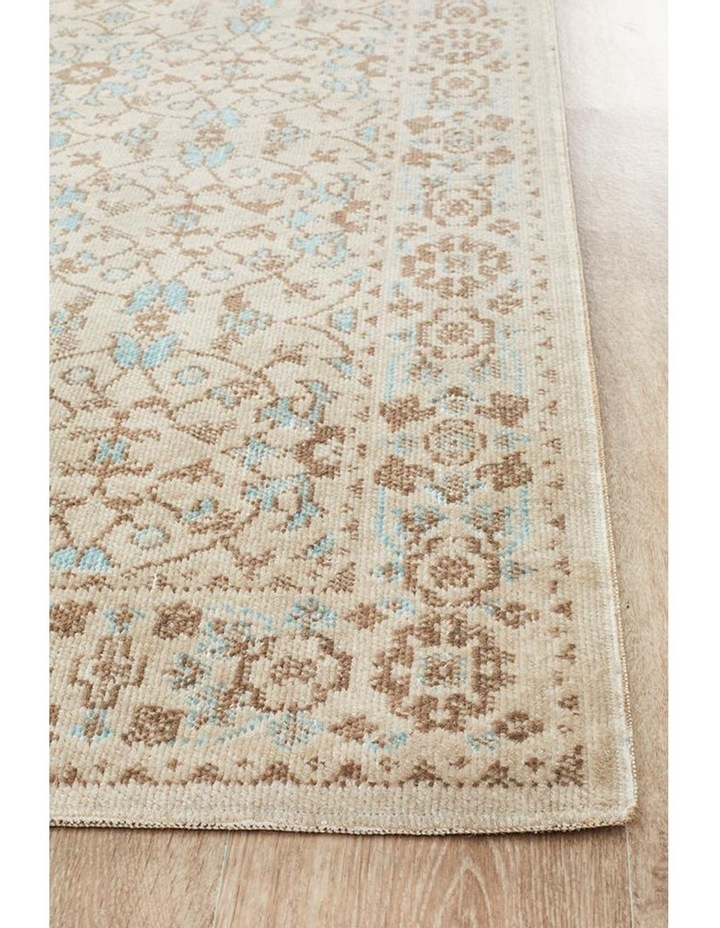 Eternal Whisper Washed Bone Runner Rug image 2