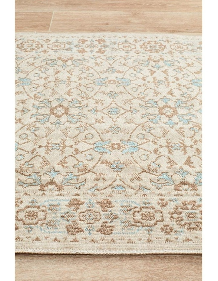 Eternal Whisper Washed Bone Runner Rug image 3