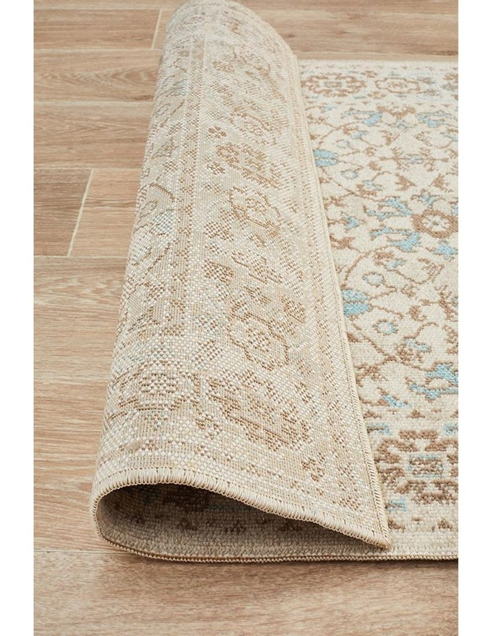 Eternal Whisper Washed Bone Runner Rug image 5