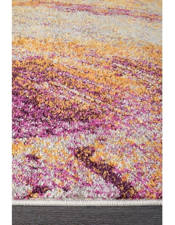 Dimensions Divinity Strokes Violet Modern Runner Rug image 3