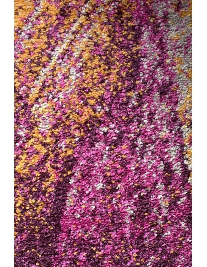 Dimensions Divinity Strokes Violet Modern Runner Rug image 4