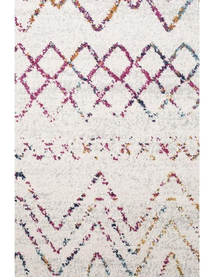 Oasis Nadia Multi Rustic Tribal Round Rug image 3