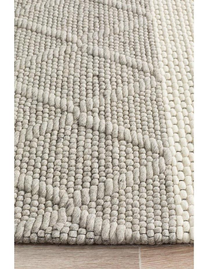 Studio Karlsson Wool Hatch Textured Rug image 2