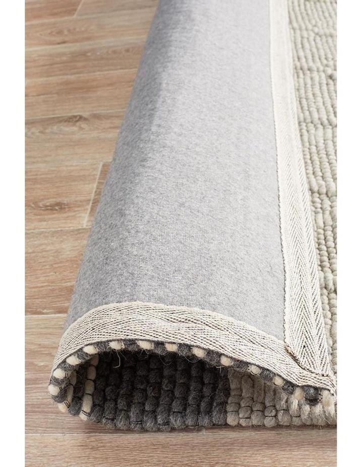 Studio Karlsson Wool Hatch Textured Rug image 3