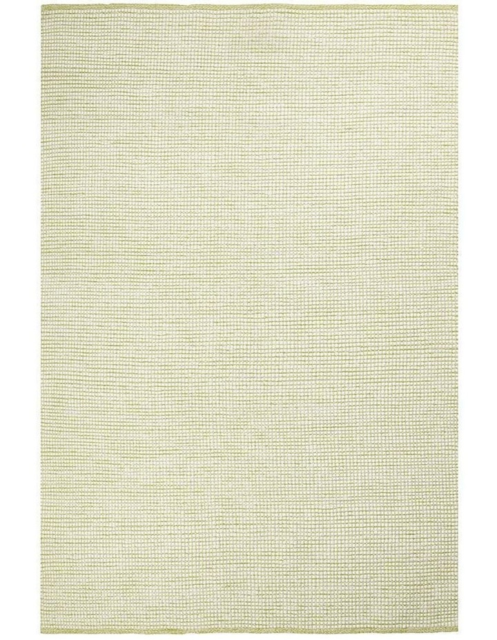Loft Stunning Wool Pistachio Rug image 1