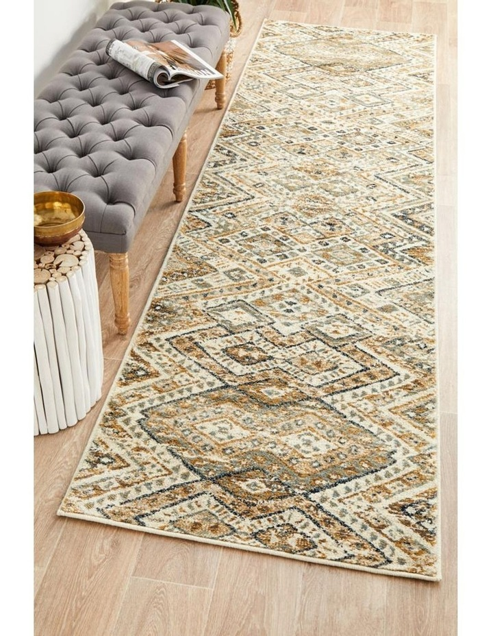 Oxford Mayfair Tribe Bone Rug image 2