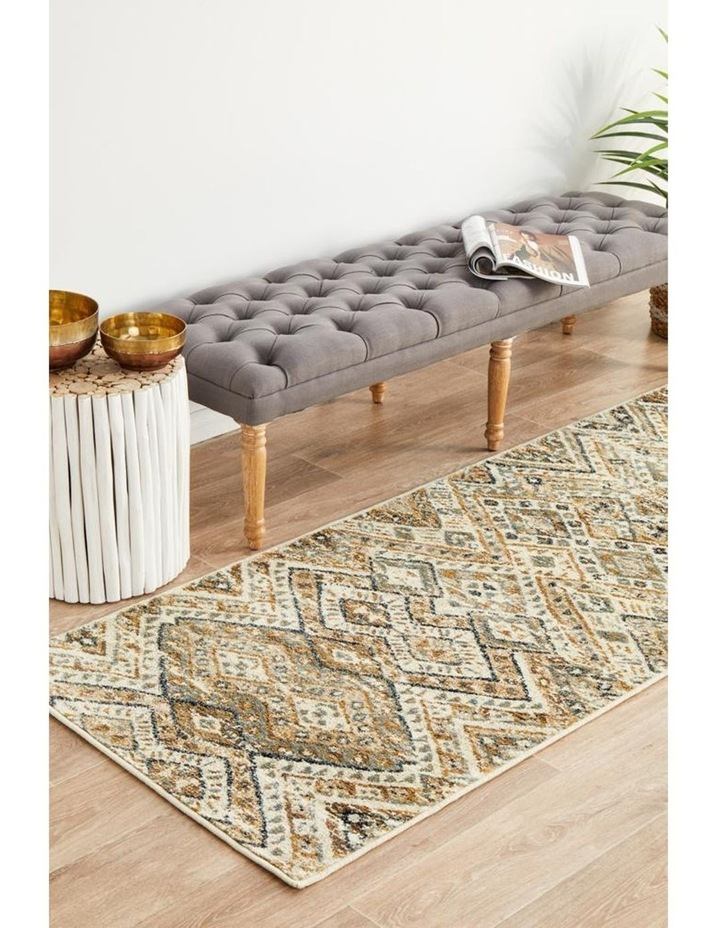 Oxford Mayfair Tribe Bone Rug image 4