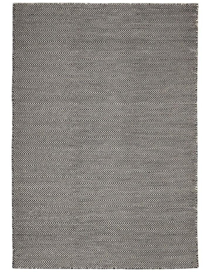 Skandinavian 308 Black Rug image 1