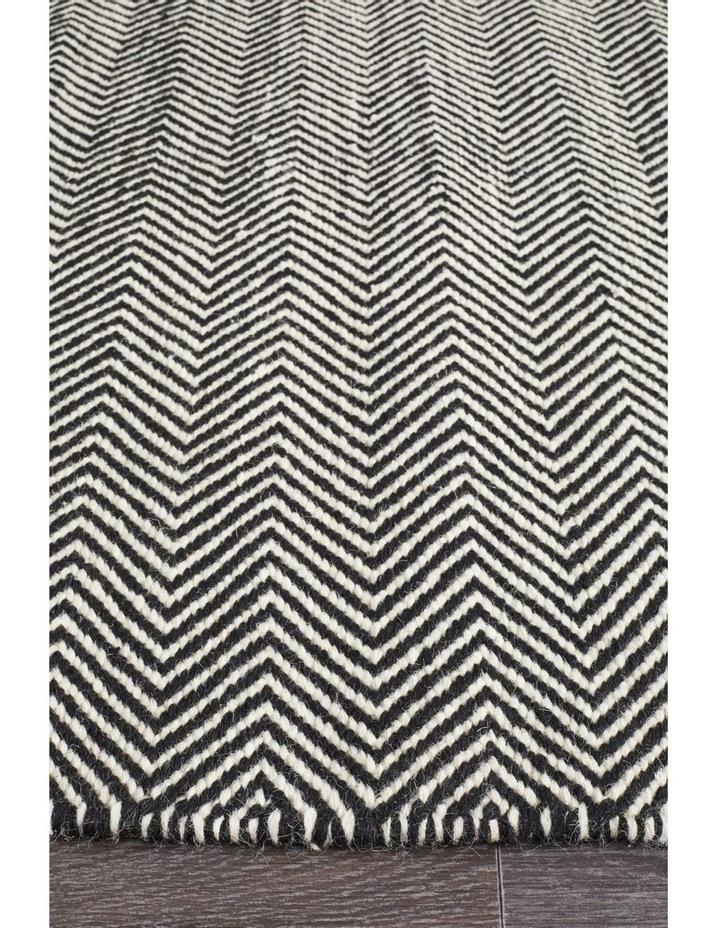 Skandinavian 308 Black Rug image 3