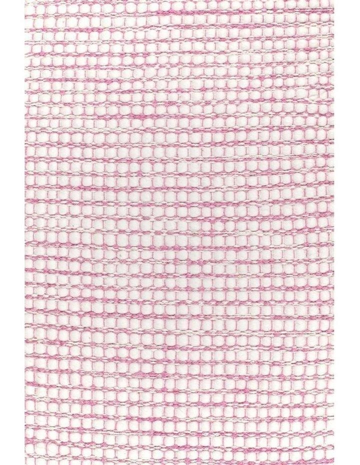 Loft Stunning Wool Pink Rug image 3