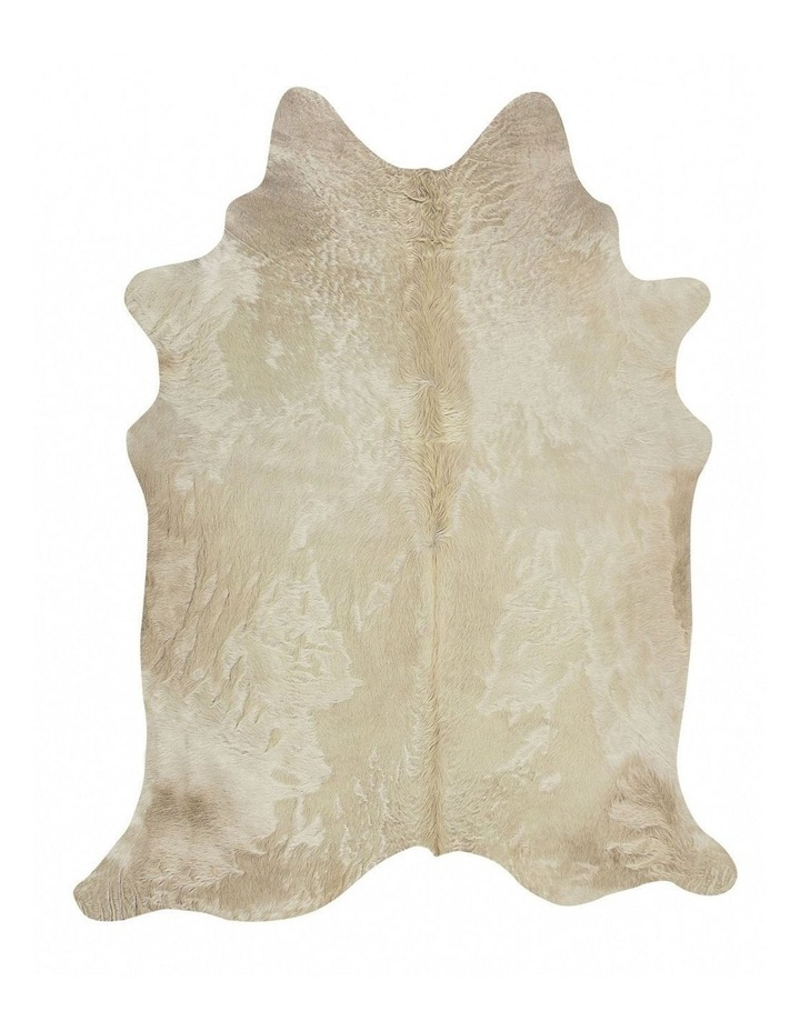 Exquisite Natural Cow Hide Champagne image 2