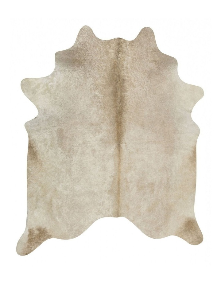 Exquisite Natural Cow Hide Champagne image 3