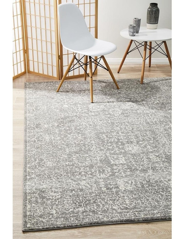 Evoke Homage Grey Transitional Rug image 5