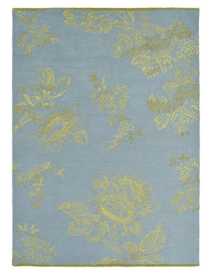 Wedgwood Tonquin Blue 37008 Rug image 1