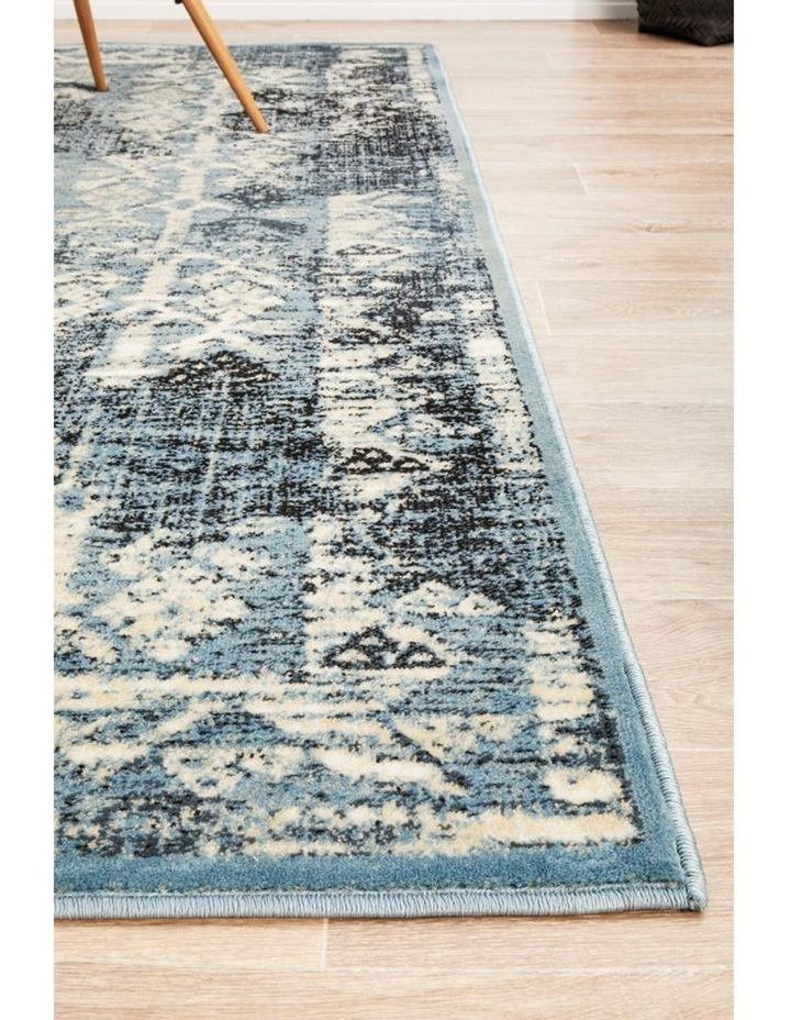 Calypso Collection 6108 Blue Rug image 1