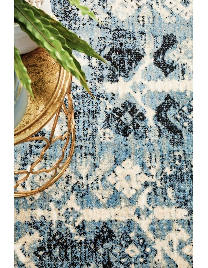 Calypso Collection 6108 Blue Rug image 3