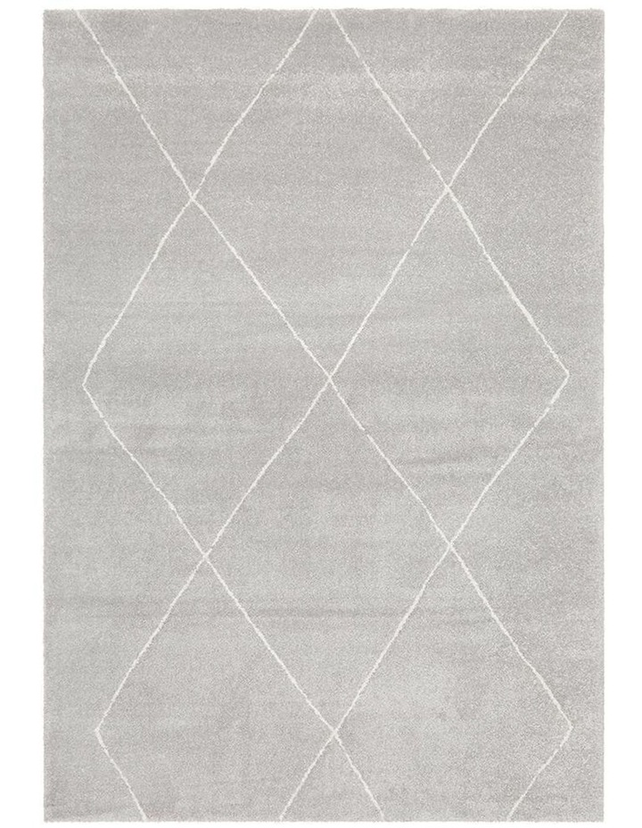 Rug Culture Broadway 931 Silver image 1