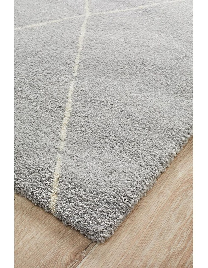 Rug Culture Broadway 931 Silver image 2