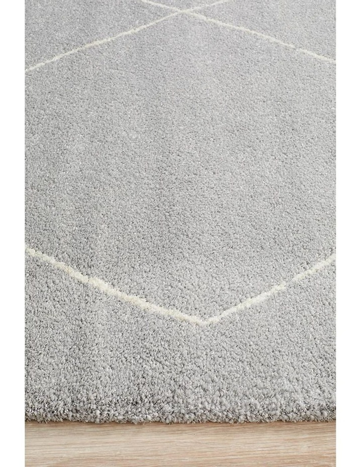 Rug Culture Broadway 931 Silver image 4