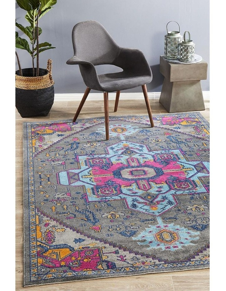 Eternal Whisper Quad Grey Rug image 2
