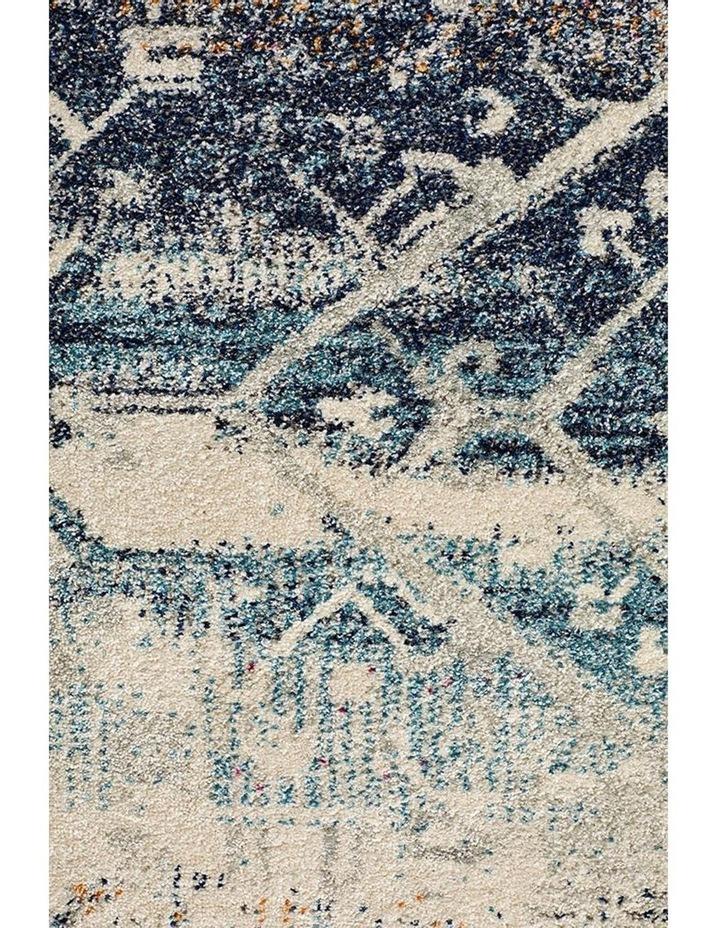 Museum Layton Blue Round Rug image 2