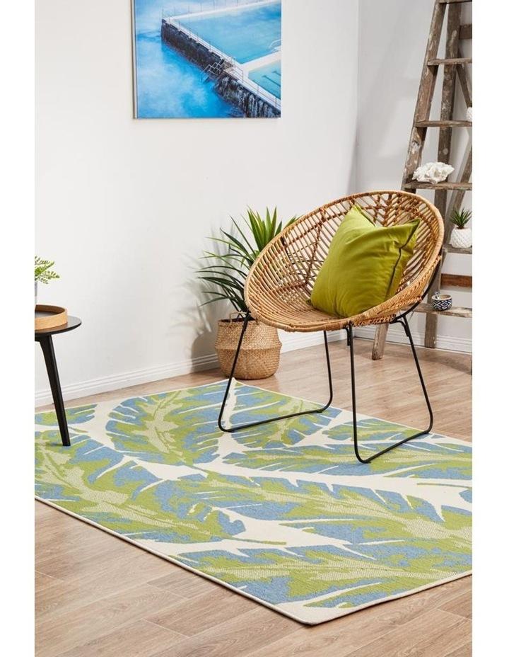 Seaside 2222 Green Rug image 2