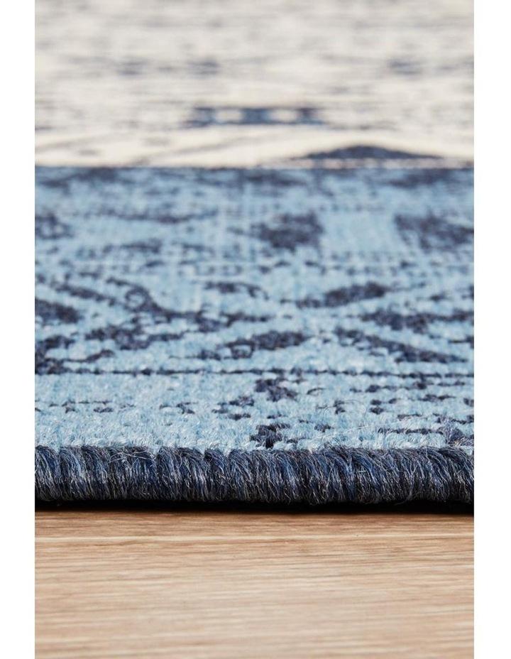 Seaside 3333 White Blue Rug image 6