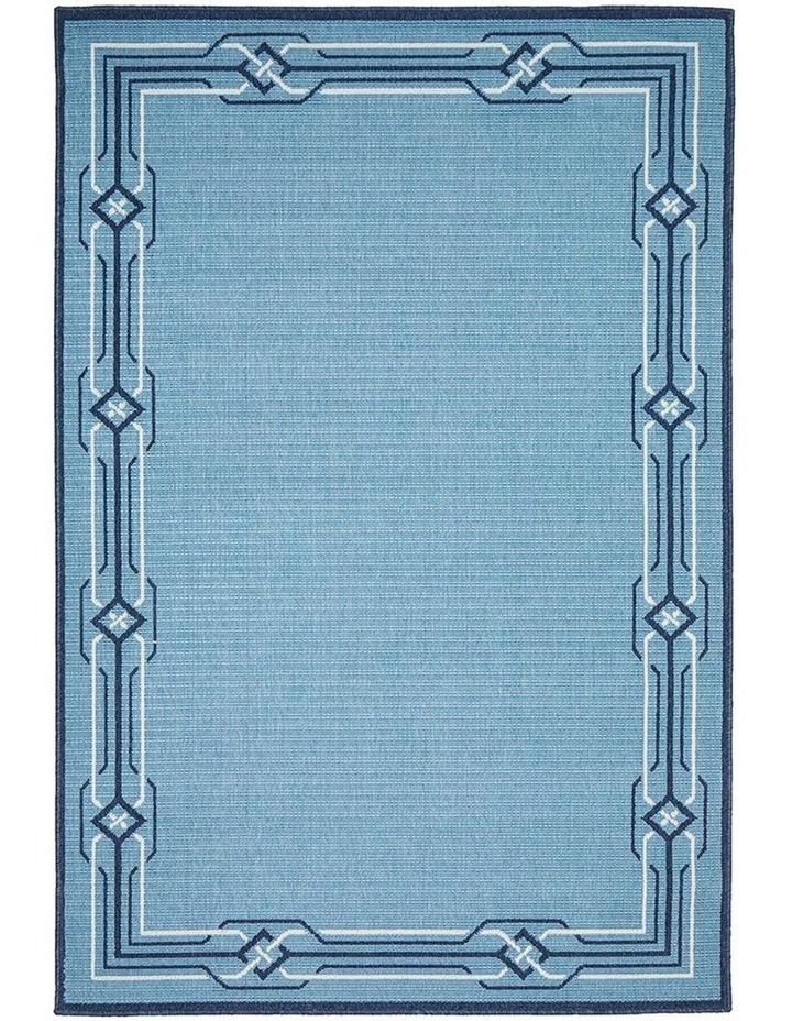 Seaside 6666 Blue Rug image 1