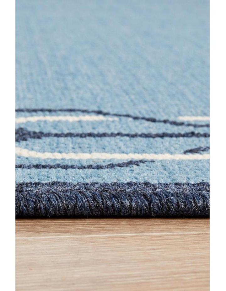 Seaside 6666 Blue Rug image 6