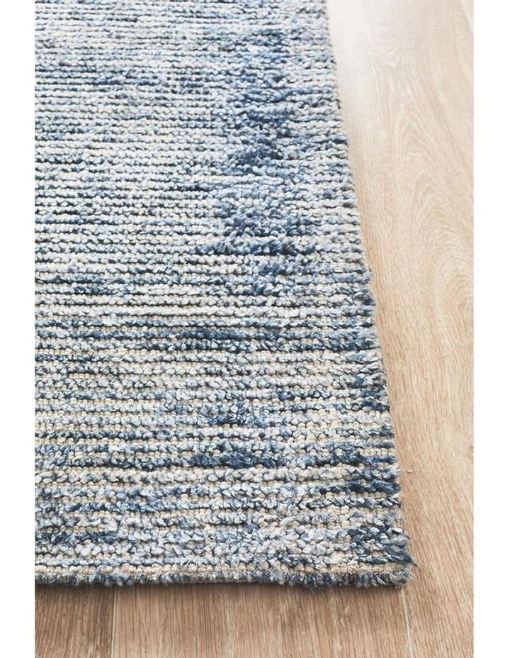 Allure Indigo Cotton Rayon Rug image 4