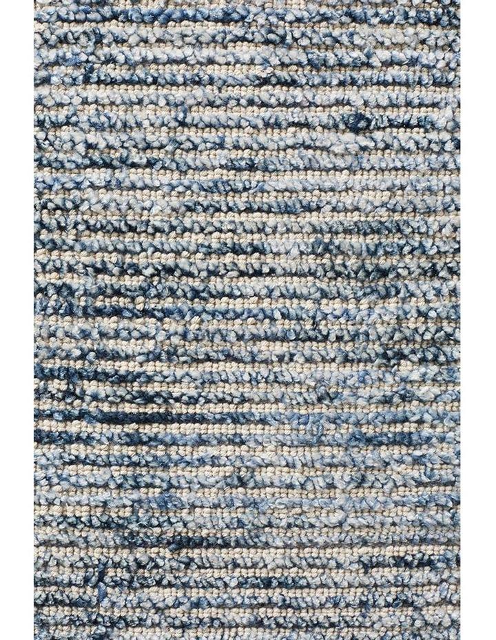 Allure Indigo Cotton Rayon Rug image 6