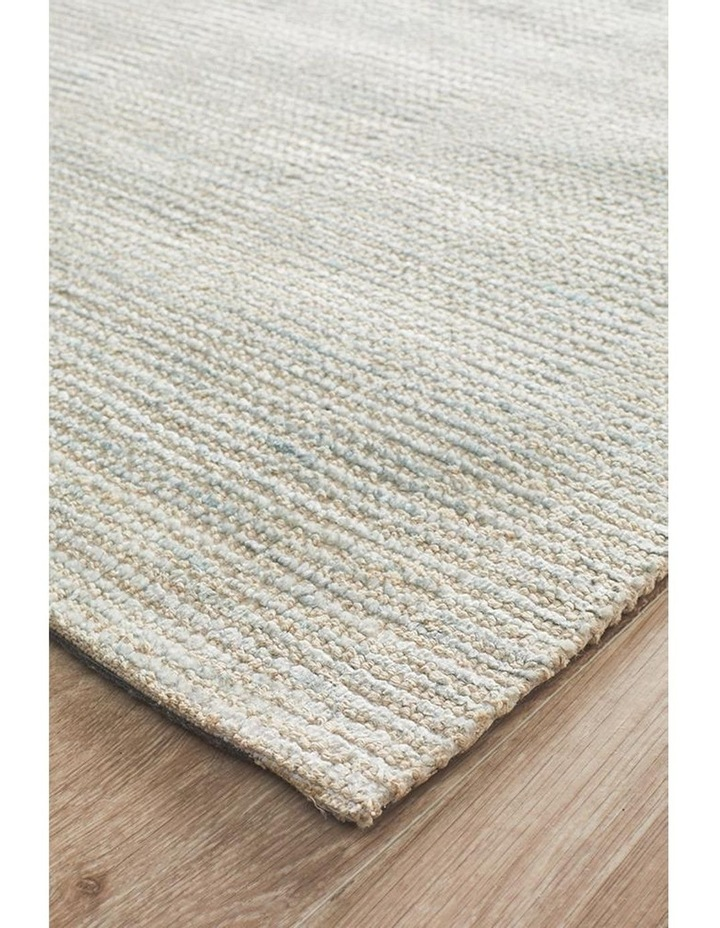 Allure Sky Cotton Rayon Rug image 3