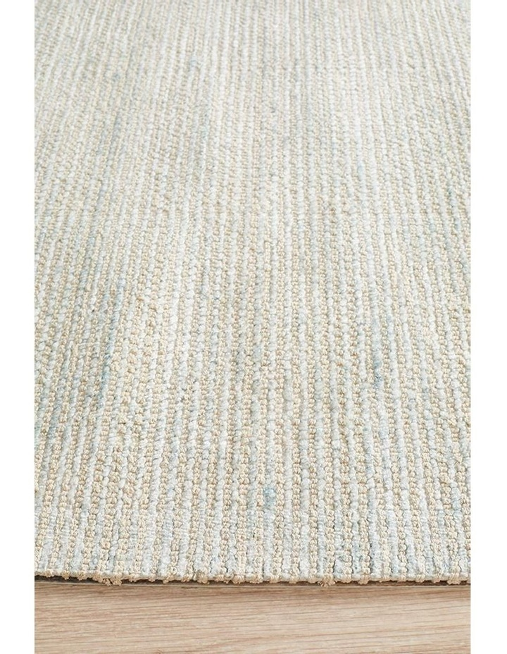 Allure Sky Cotton Rayon Rug image 4