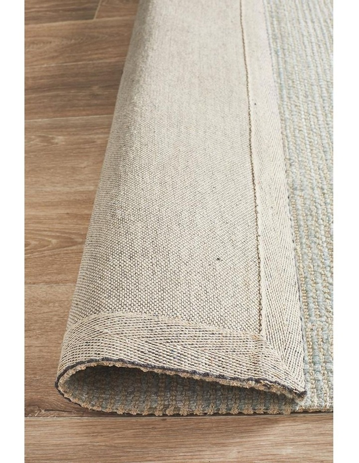 Allure Sky Cotton Rayon Rug image 6