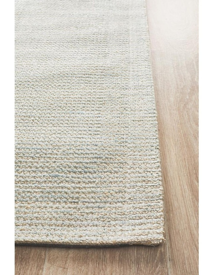 Allure Sky Cotton Rayon Rug image 7