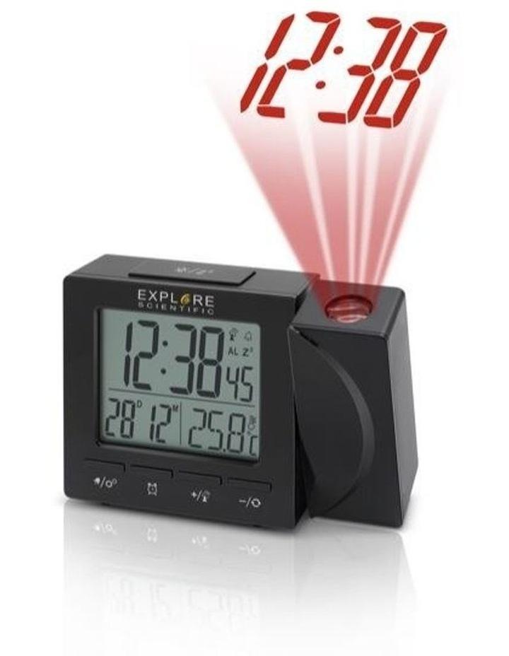 RDP1001 Projection Clock - Black image 4