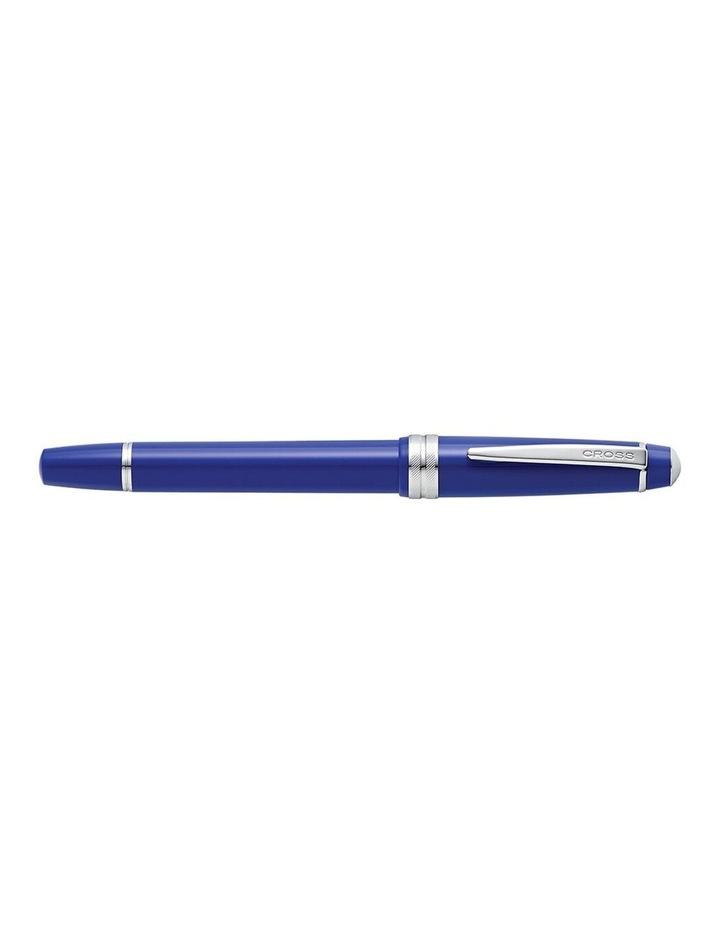 Cross Bailey Light Polished Blue Resin Rollerball Pen image 3