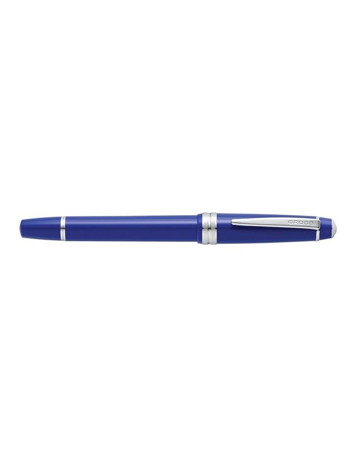 Cross Bailey Light Polished Blue Resin Fountain Pen image 3