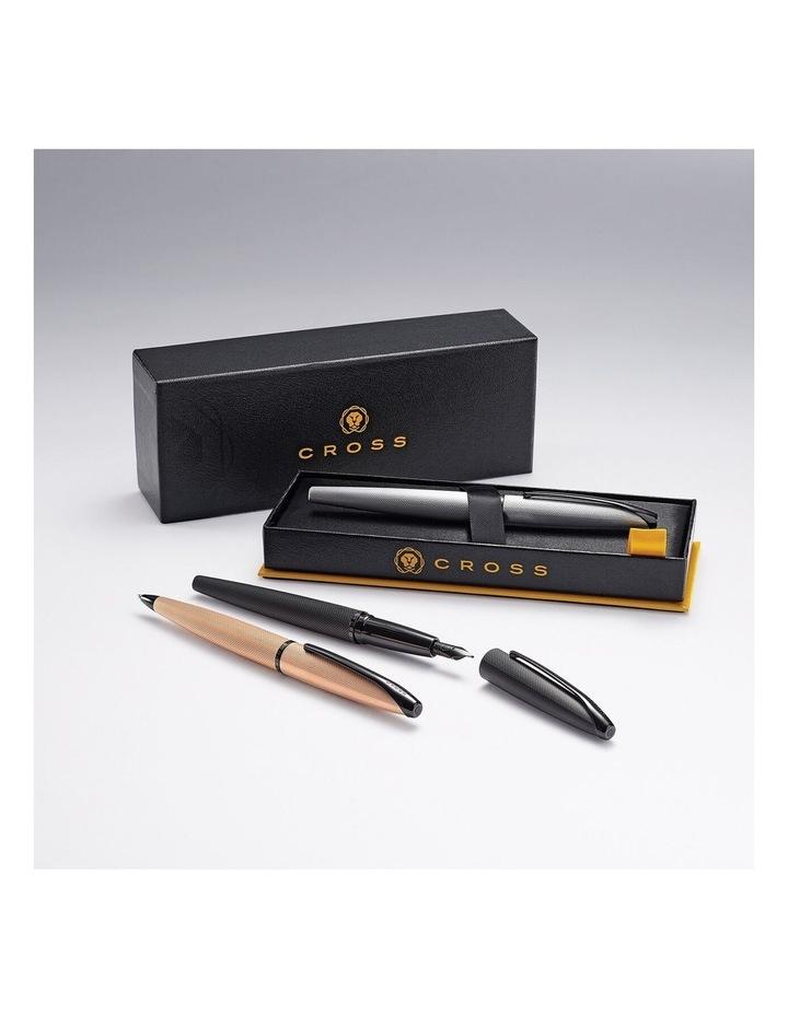 ATX Brushed Black Fountain Pen image 7